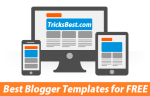 Best Blogger Template SEO AdSense Optimized