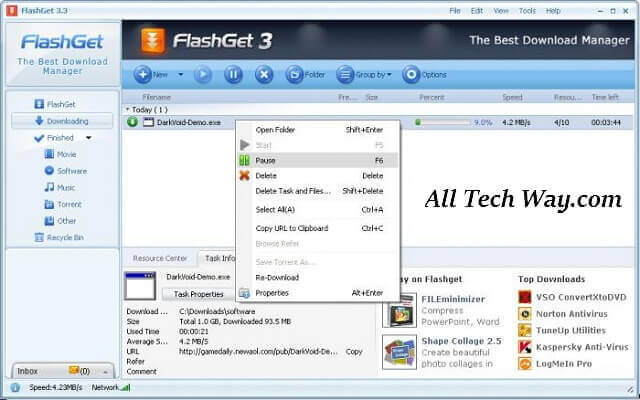 FlashGet-Download-Manager