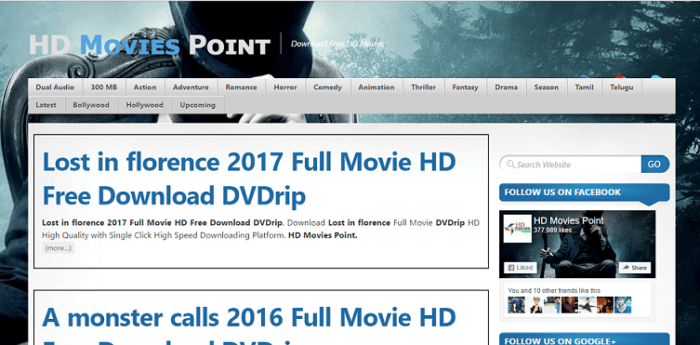 Hd Movies Point
