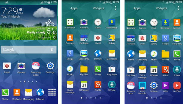 Galaxy-Launcher-APK