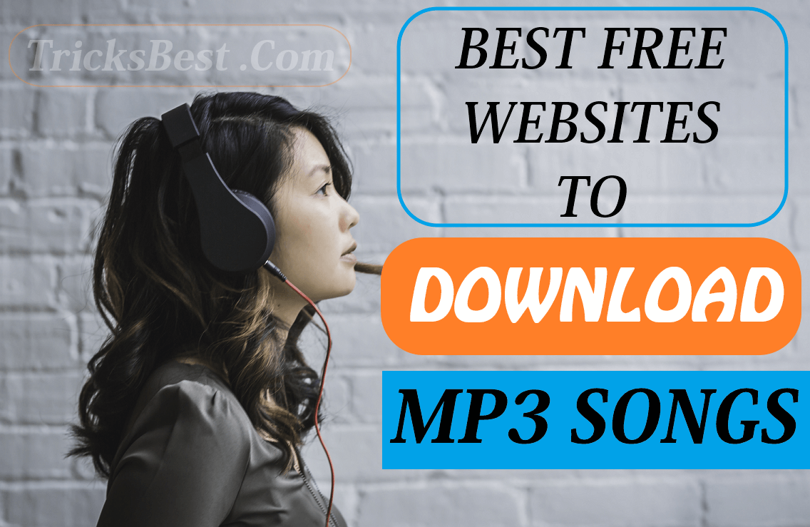 Best Mp3 Songs Download Sites
