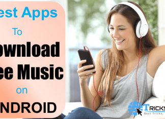 Best Apps To Download Free Music on ANDROID