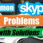 7 Most Common Skype Issues & their Solutions (2018)