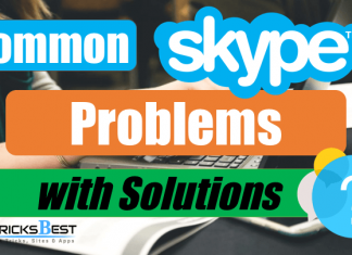 Skype Problems and Solutions