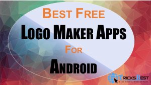 Top 10 Free Logo Maker App for Android for Free (2018)